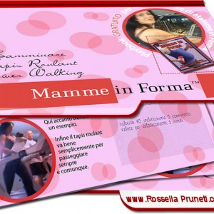 Mamme in forma. Playbook 1 OMAGGIO [Ebook]