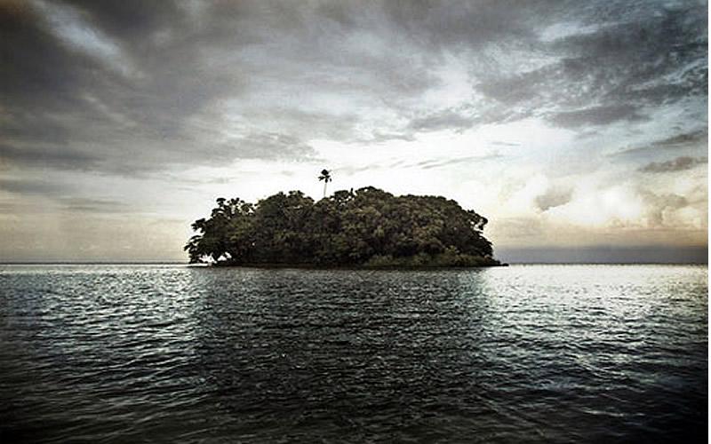 L'isola sei tu e hai dentro ogni risorsa