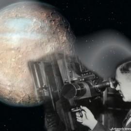 L'idea di Plutone. Ci stai sorvolando intorno.