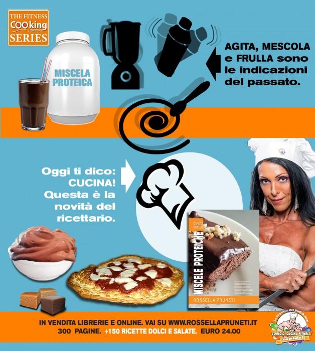 Ricette con le miscele proteiche