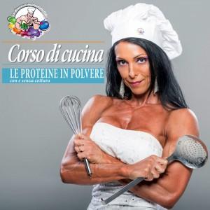 Corsi di cucina con le proteine in polvere, senza cottura e con cottura