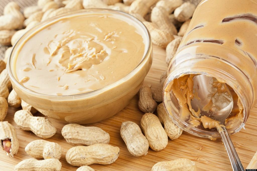 burro di arachidi nella dieta dello sportivo