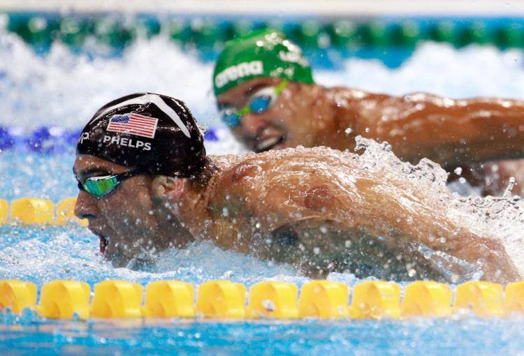 Phelps RIo 2016